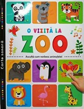 O vizita la Zoo. Carte sonora/***