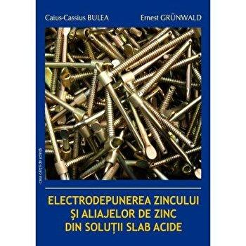 Electrodepunerea Zn/Caius Bulea E. Grunwald