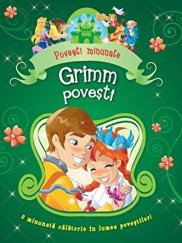 Grimm - Povesti minunate/***
