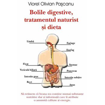 Bolile digestive/V.O.Pascanu imagine elefant.ro