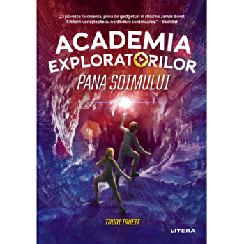 Academia exploratorilor. Pana soimului/Trudi Trueit