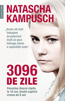 3096 de zile/Natascha Kampusch