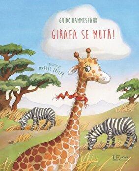Girafa se muta/Guido Hammesfahr