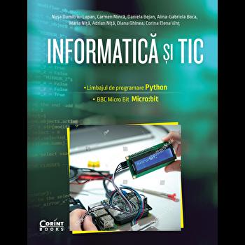 Informatica si TIC. Limbajul de programare Python, BBC Micro Bit/***