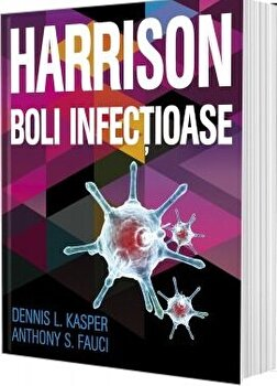 Harrison. Boli infectioase/Anthony S. Fauci imagine elefant.ro