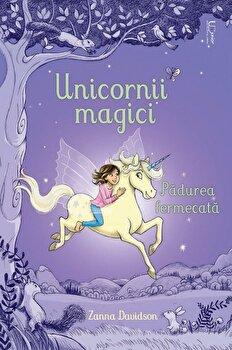 Unicornii magici. Padurea fermecata/Usborne Books imagine
