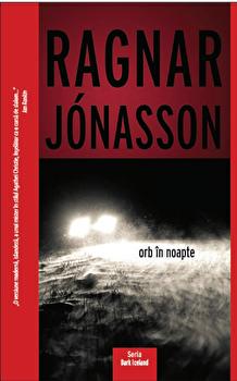 Orb in noapte/Ragnar Jonasson imagine elefant 2021