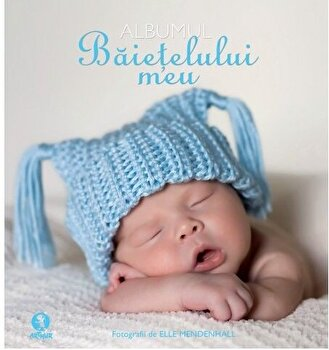 Albumul baietelului meu/Elle Mendenhall imagine elefant.ro