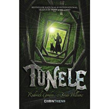 Tunele Vol 1/Roderick Gordon, Brian Williams imagine elefant.ro 2021-2022