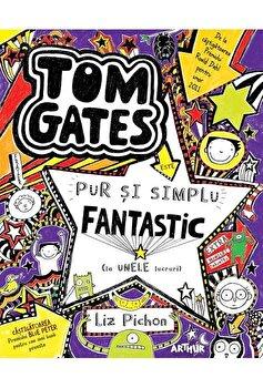 Tom Gates 5-Tom Gates este pur si simplu fantastic-la unele lucruri/Liz Pichon