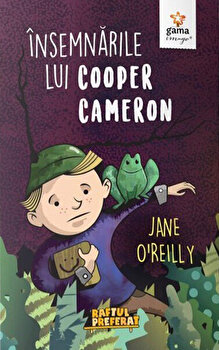 Insemnarile lui Cooper Cameron/Jane O'Reilly