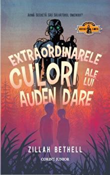 Extraordinarele culori ale lui Auden Dare/Zillah Bethell poza cate