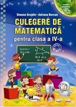 Culegere de Matematica pentru Clasa a IV-a/***