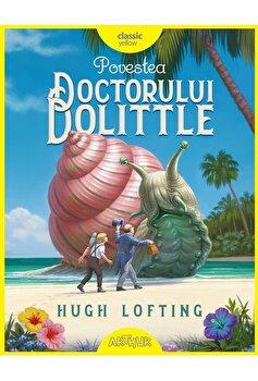 Povestea doctorului Dolittle/Hugh Lofting