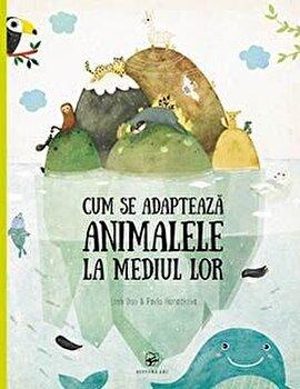 Cum se adapteaza animalele la mediul lor/Pavla Hanackova