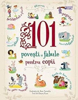 101 povesti si fabule pentru copii/***
