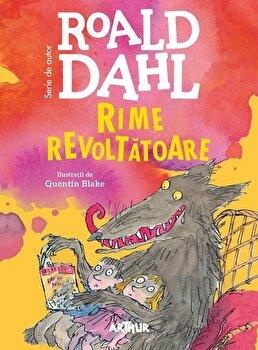 Rime revoltatoare/Roald Dahl
