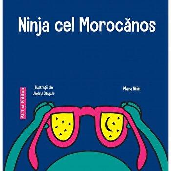 Ninja cel morocanos - Carte/Mary Nhin