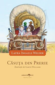 Casuta din prerie-Laura Ingalls Wilder imagine
