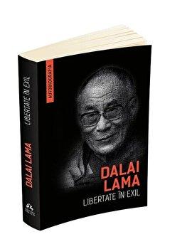 Libertate in exil (Autobiografia lui Dalai Lama)-Dalai Lama imagine
