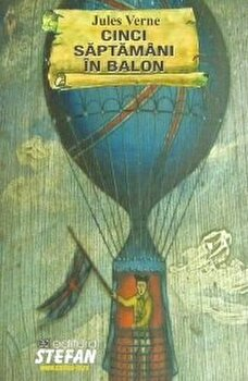 Cinci saptamani in balon/Jules Verne