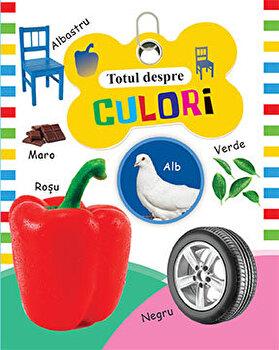 Totul despre culori/Brijbasi