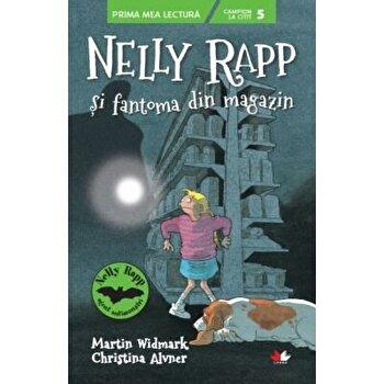 Nelly Rapp si fantoma din magazin/Nelly Rapp