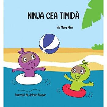 Ninja cea timida - Carte/Mary Nhin