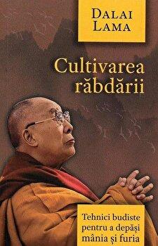 Cultivarea rabdarii - Tehnici budiste pentru a depasi mania si furia/Dalai Lama imagine elefant.ro 2021-2022