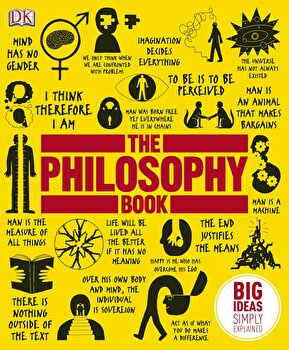 The Philosophy Book/DK poza cate