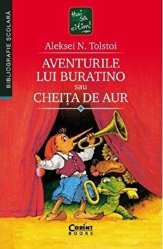 Aventurile lui Buratino sau cheita de aur/Aleksei N. Tolstoi