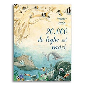 20 000 de leghe sub mari/Jules Vernes poza cate