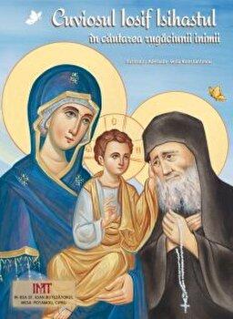 Cuviosul Iosif Isihastul in cautarea rugaciunii inimii/Manastirea Diaconesti poza cate