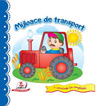 Lumea desenelor - Mijloace de transport/***