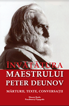 Invatatura maestrului Deunov/Peter Deunov imagine elefant.ro 2021-2022