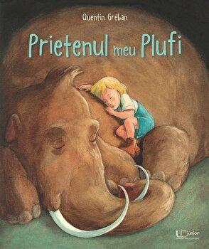 Prietenul meu Plufi/Quentin Greban