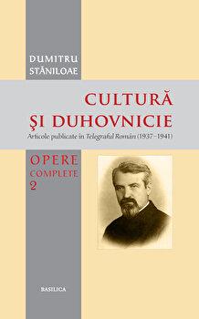 Cultura si duhovnicie - Articole publicate in Telegraful Roman (1930-1993) Vol. 2/Dumitru Staniloae poza cate