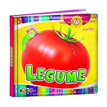 Carti mici pentru pici - Legume/***