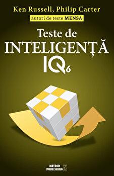 Teste de inteligenta IQ-6/Philip Carter, Ken Russell imagine