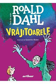 Vrajitoarele/Roald Dahl poza cate