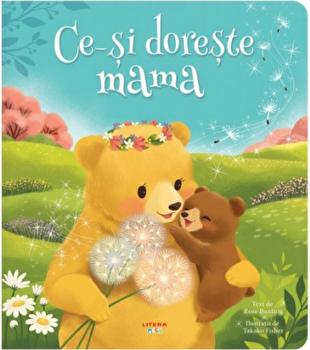 Ce-si doreste mama/Roze Bunting, Takako Fisher