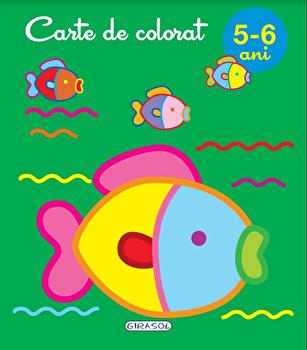 Carte de colorat 5-6 ani/***