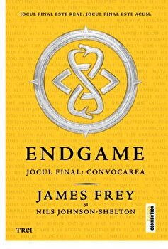 Imagine Endgame - Jocul Final: Convocarea - james Frey, Nils Johnson-shelton