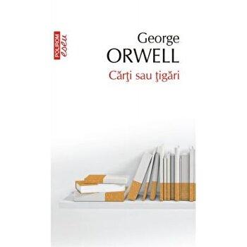 Imagine Carti Sau Tigari - george Orwell