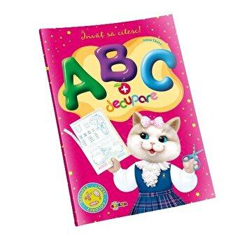 ABC + decupare. Invat sa citesc!/***