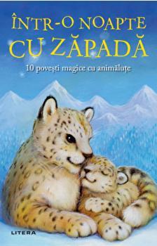 Intr-o noapte cu zapada. 10 povesti magice cu animalute/***