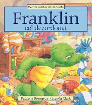 Franklin cel dezordonat/Paulette Bourgeois