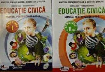 Educatie civica - manual pentru clasa a III-a, sem. I+II/Dumitra Radu-Gherghina Andrei