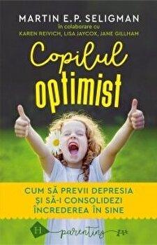 Copilul optimist/Martin Seligman imagine elefant 2021