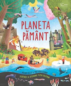 Planeta Pamant/Megan Cullins, Matthew Oldham